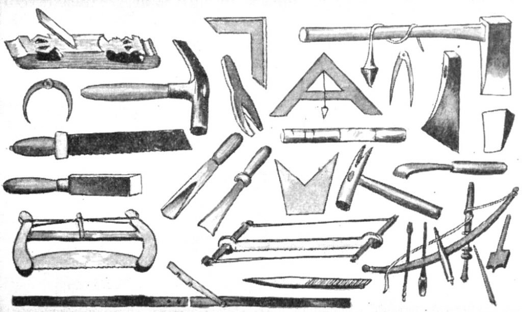 A Brief History of Woodworking